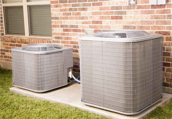 Air conditioning equipment options devaney energy for Efficient home heating options